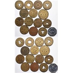 Hollister Token Collection  (115474)