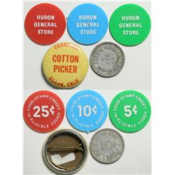 Huron Tokens  (114418)