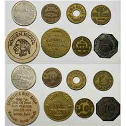 Jackson Token Collection  (114973)