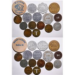 Madera Token Collection  (115639)