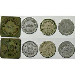 Merced Tokens  (114980)