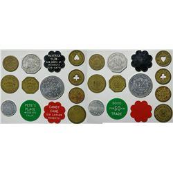 Modesto Token Collection  (114981)
