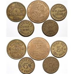 Oroville Token Collection  (115595)