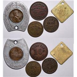 Parlier Token Collection  (116517)