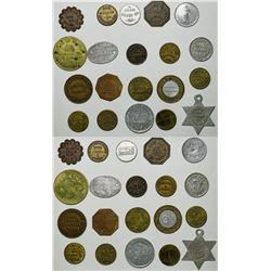 San Francisco Token Collection  (114971)