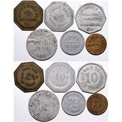 Santa Maria Token Collection  (115475)
