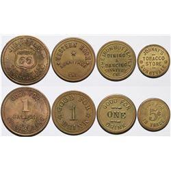 Sunnyvale Token Collection  (115592)