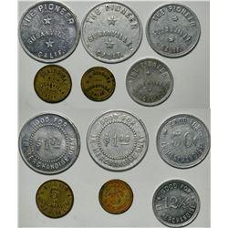Susanville Token Collection  (114972)