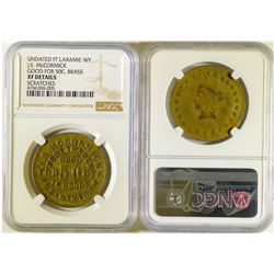J. S. Mc Cormick Post Trader Token  (116014)