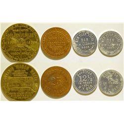 Washington Token Collection  (115632)