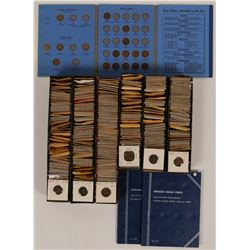 Indian Head Penny Archive and Hoard  (117044)