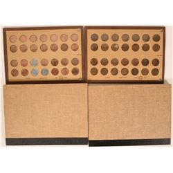 Lincoln Penny Collection  (115406)
