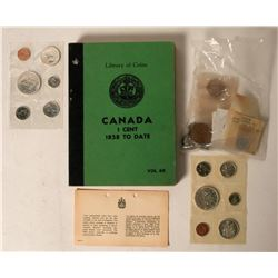 Canadian Coin Collection  (114986)