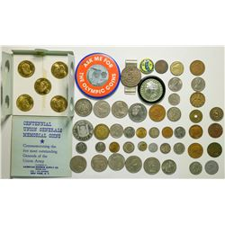 Miscellaneous Coin Collection  (114837)