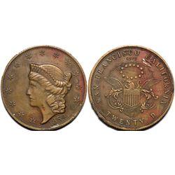 $20 California Counter  (115419)