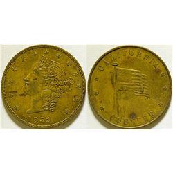 $20 California Counter  (116024)