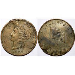 California $20 Counter  (115758)