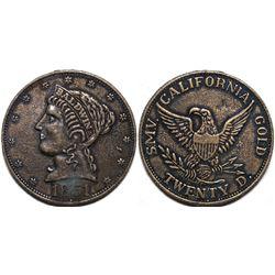 Fake Baldwin $20  (115416)