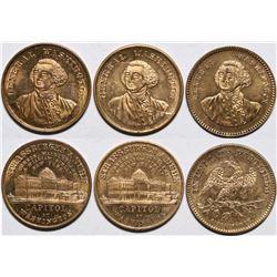 George Washington Counters  (116312)