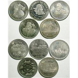 Paul Bunyon Medallions  (114317)
