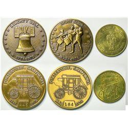 Porterville Medals  (114824)