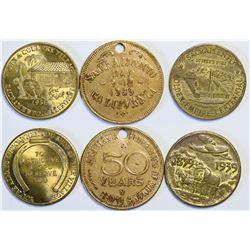 Sacramento Medals  (114612)