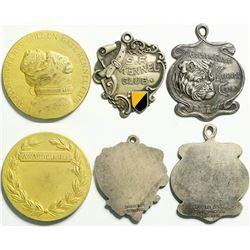 Golden Gate Kennel Club Medals  (114725)