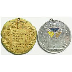 San Francisco Medals  (114726)