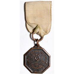 Siskiyou County Fair Medal  (115590)