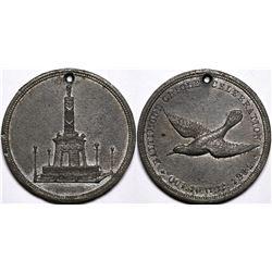 Baltimore Oriole Celebration Medal  (114136)