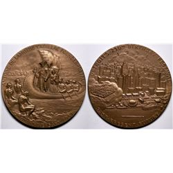 250th Anniversary of Detroit Commemorative Medal  (116495)
