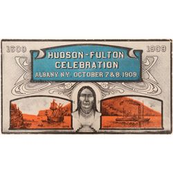 Hudson-Fulton Celebration Litho So-Called Dollar  (116786)