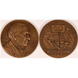 Thomas Edison Medal  (116505)