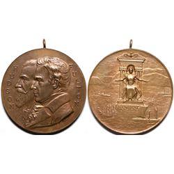 Hudson Fulton Medal  (116400)