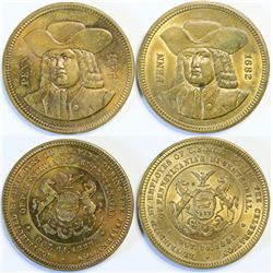 William Penn Medals  (114619)