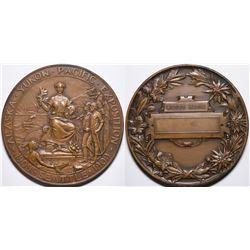 Alaska Yukon Pacific Expostion Medal  (116396)