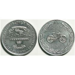 Bicycle Medal  (114629)
