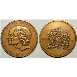 Queen Elizabeth 25th Anniversary Medal  (116008)