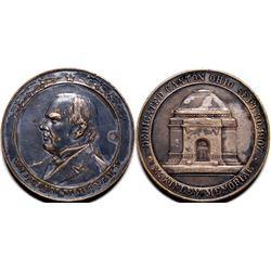McKinley Memorial Medal  (116397)