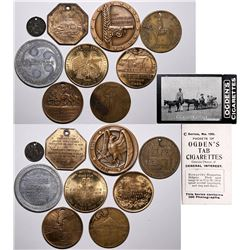 Miscellaneous Medal Collection  (116485)