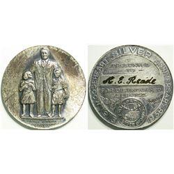 Mooseheart Anniversary Medal  (114728)