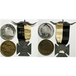 Remember The Alamo Medals  (114319)