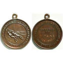 Royal Life Saving Society Medal  (114413)