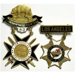 Knights Templar Badges  (114409)