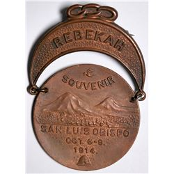 Rebekah Souvenir Badge  (115777)