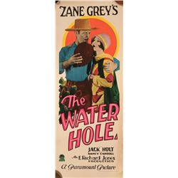 "Zane Grey's ""The Water Hole"" Movie Poster  (115325)"