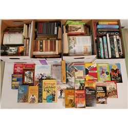 Collection of General Literature Books  (115427)
