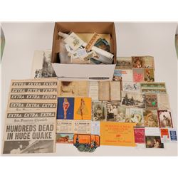 California Paper Collectibles  (117067)