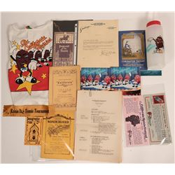 California Raisin Festival Assortment of Collectibles  (115660)
