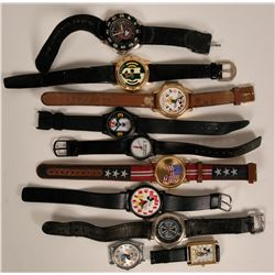 Vintage wrist watches, Guess, Disney and more  (Lot of 10)  (115001)